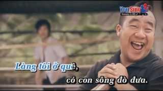 karaoke (beat) Mối tình bên giếng nước - Chế Phong