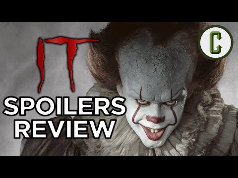 IT Movie Review (Spoilers)