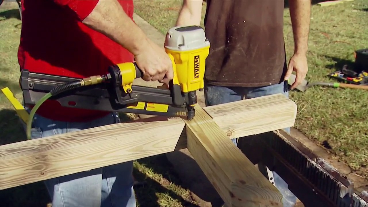How to Build a Sturdy and Attractive Mailbox Post - YouTube