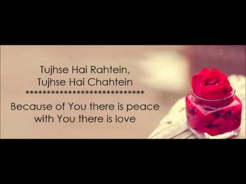 Pehli Nazar Mein Atif Aslam Race 2018 Lyrical Video With Translation YouTube