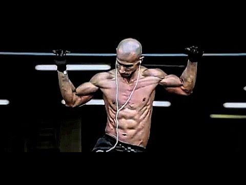 Frank Medrano – TRAIN INSANE Calisthenics Workout!!!