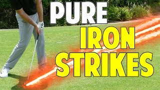 Best Tip To Strike Your Irons Pure