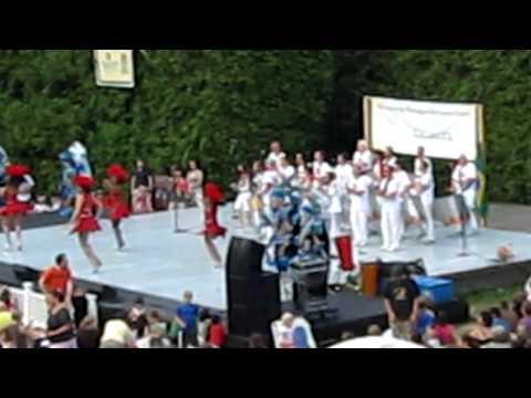 Lions of Batucada (a festival of Brazilian music and dance)