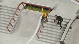Evolution of the Front 180 Switch Crook  |  SLS World Tour