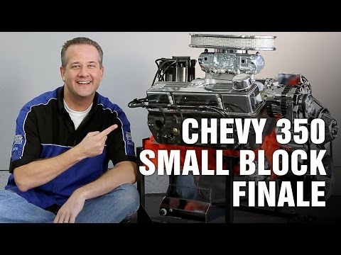 How-To Complete Rebuild Chevy 350 Small Block Engine Motorz #69 - YouTubeYouTube