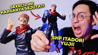 SE-KECIL INI 1 JUTA! WORTH IT GAK YA? | YUJI ITADORI JUJUTSU KAISEN S.H.FIGUARTS UNBOXING & REVIEW