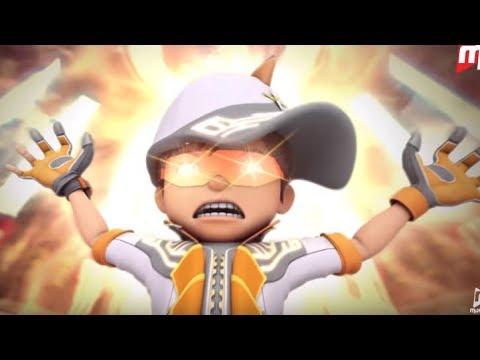 Boboiboy Galaxy Episode 19 ; Munculnya Boboiboy Solar