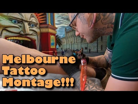 TATTOOING IN MELBOURNE AUSTRALIA