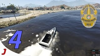 LSPDRP | POLICE BOATS | GTA 5 | EP. 4 (PC)