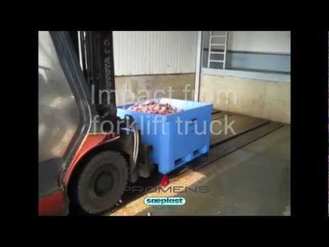 Promens MPC Insulated Container Tuffness Demo From DACO
