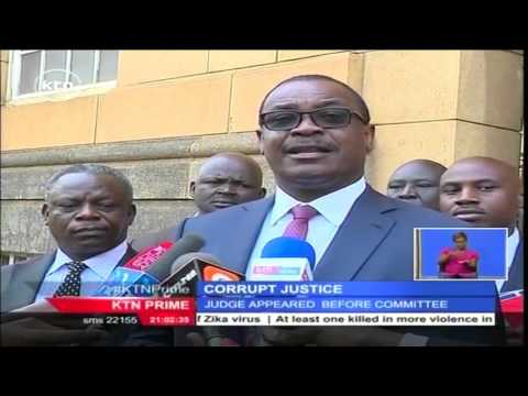 Governor Kidero accuses lawyer Ahmednasir of engineering judge Tunoi bribery claims