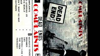 DEAD ENDS Complaints 1985 Full Album Twisted Red Cross Pinoy Punk Rock Hobbyph.com