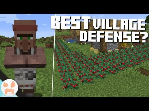What's The Best Way To DEFEND A VILLAGE?