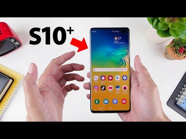 Review Samsung Galaxy S10+ Indonesia, Kupas Tuntas!! Test Kamera & PUBGM