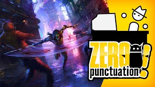 Ghostrunner (Zero Punctuation) (Video Game Video Review)