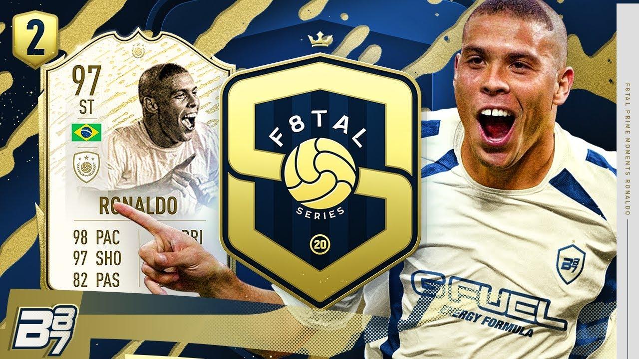 PURE DOMINATION! F8TAL PRIME MOMENTS RONALDO! | FIFA 20 ULTIMATE TEAM #2