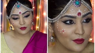 Indian Makeup Series | Odisha Inspired Makeup