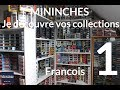 Mininches - Je découvre vos collection - 1 : Francois - Norev 3 inches