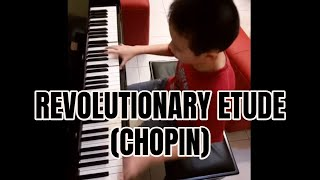 Chopin - Revolutionary Etude