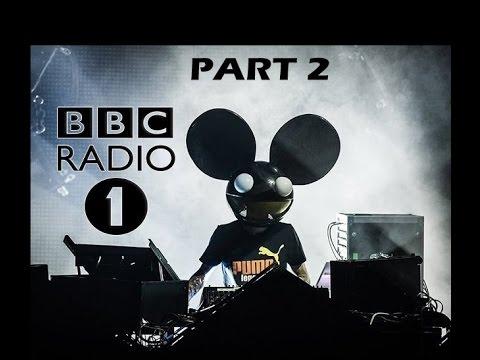 [PART 2] deadmau5 @ BBC Radio 1 (02 Feb 2017)