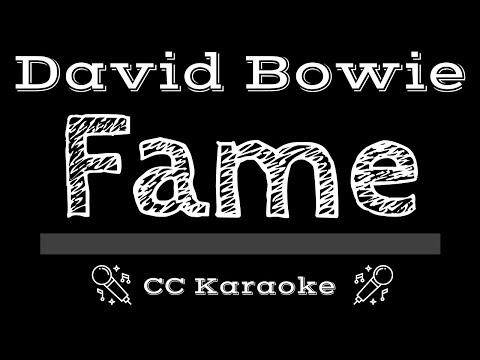 fame lyrics david bowie