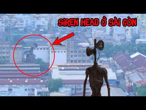 Quái Vật Siren Head Đầu Loa Xuất Hiện, Linh Miu Sẽ Bắt Được ?