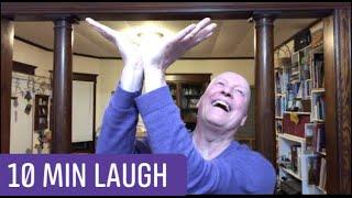 10 Minute Laugh - Robert Rivest Laughter Yoga Master Trainer