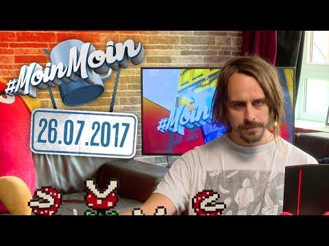 Jam Session mit den Killerpilzen, Präsentationen und Donnies Strafe mit PES | MoinMoin mit Andy