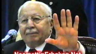 NO: 34 Prof. Dr. NECMETTİN ERBAKAN, KONYA İFTAR PROGRAMI SP ( FUAR KÜLTÜR MERKEZİ, 2003 )