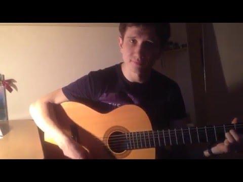 Лилии - красивая песня под гитару
