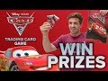 Cars 3 Trading Card Game - Topps Cards Competition!