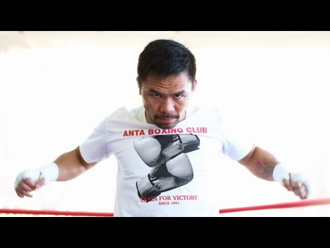 Manny Pacquiao Wants Smoke w/ All Premier Boxing Champions W
