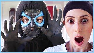 Siyah Örümcek Yağmur Kuzenim Örümcek Oldu Eğlenceli Çocuk Videosu Dila Kent