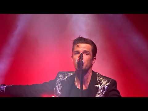 The Killers - Run For Cover, Brooklyn Steel, Bklyn, NY 9/19/17 #siriusXM