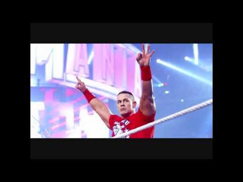 John Cena Entrance WrestleMania 27 [HD audio]