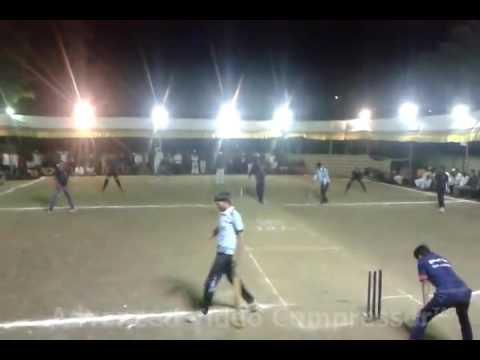 VPL 1st Final 2015 Balaji Group,Manchar VS Viraj Sports, Parunde