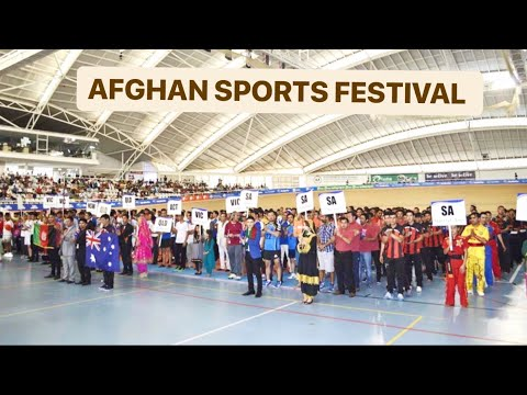 5th AFGHAN SPORTS FESTIVAL CEREMONY - ADELAIDE