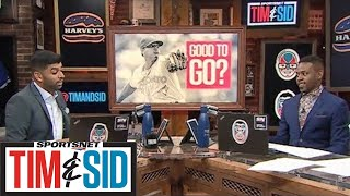 Has Marcus Stroman Made His Last Start For The Blue Jays? | Tim and Sid