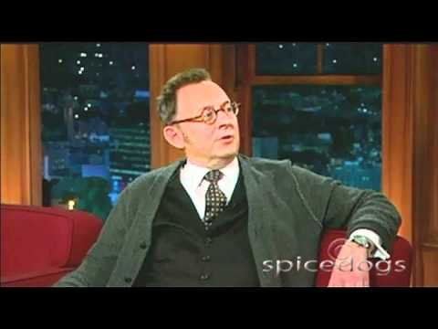 Michael Emerson on Late Late Night with Craig Ferguson