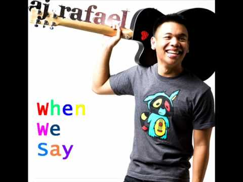 "AJ Rafael -- ""When We Say"" (JuiceBox) w/ Lyrics & Download Link ( Prod. by Wong Fu Productions )"
