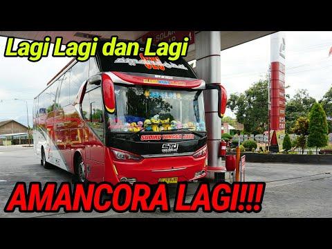Lagi Dan Lagi. Trip Report Sudiro Tungga Jaya Amancora Wonogiri - Tangerang
