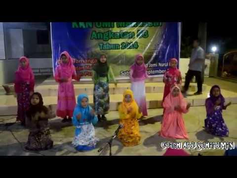 Rindu Muhammadku By SDN 22 KALUKUE & Coach By : Ardi Suhardiman
