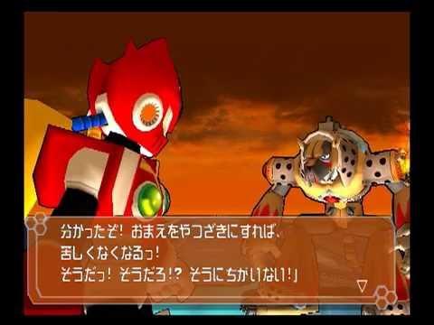 Rockman X7 Boss Dialogue