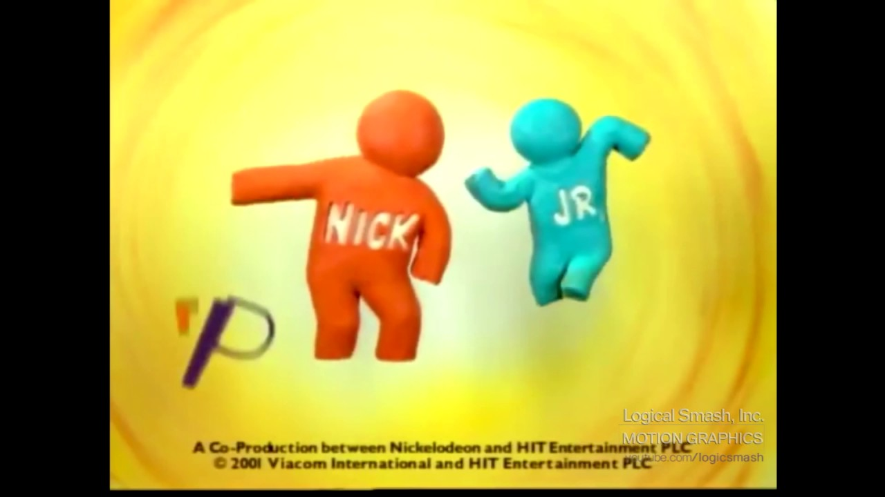 HiT/Nick Jr. Productions (with byline, 2001)