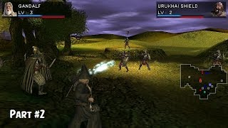 The Lord of the Rings: Tactics PSP - Part 2