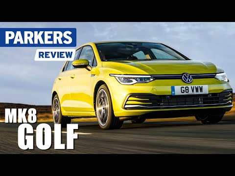 NEW 2020 VW Golf First Drive Review   Is it all the car you'll ever need?