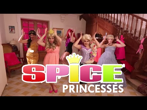 """Wannabe"" - Spice Princesses Disney Style Parody"