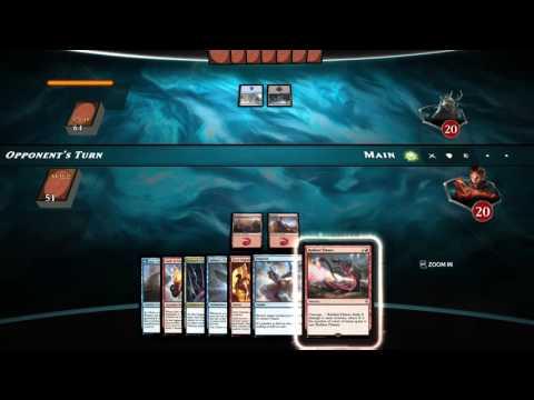 Let's Try Jeskai Mill - CGB plays Magic Duels