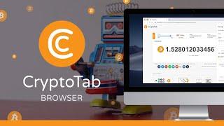 CryptoTab Browser - Navegue com facilidade, ganhe sem esforço
