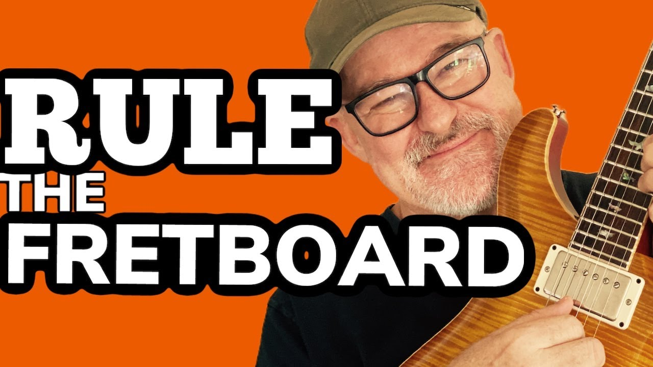 No.1 Trick to RULE the ENTIRE Fretboard | PRS McCarty Private Stock